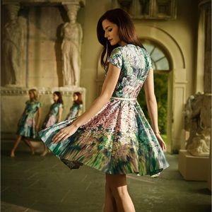 Ted Baker Glitch Floral Dress